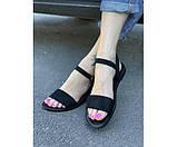 Жіночі сандалі afina 6-0., фото 2