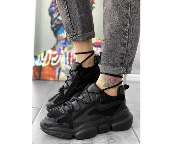 Жіночі кросівки edition black 8-0