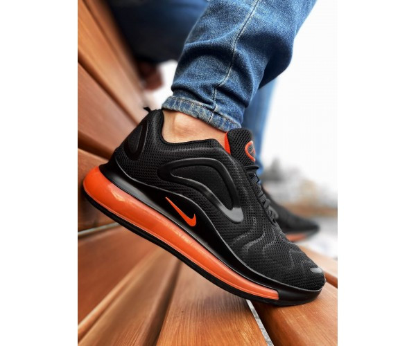 Кроссовки Nike 720 black orange 28-3