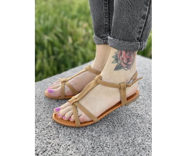 Женские сандали   brawn 21-3+