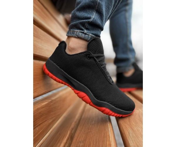 Кросівки jor summer black red 30-0+
