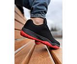 Кросівки jor summer black red 30-0+, фото 3