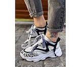 Жіночі кросівки safari grey 23-3+, фото 2