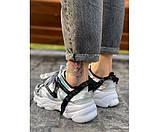 Жіночі кросівки safari grey 23-3+, фото 3