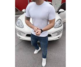 Чоловіча футболка white12-2+