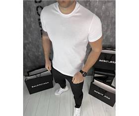Чоловіча футболка white 4-2.+