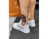 Жіночі кросівки vans pink 4-0., фото 3