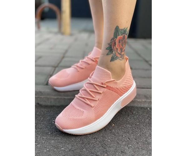Жіночі кросівки pink life 2-1+