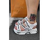 Жіночі сандалі off 3-0+, фото 2