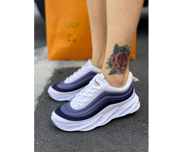 Жіночі кросівки maxi white 24-0.