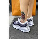 Жіночі кросівки maxi white 24-0., фото 3