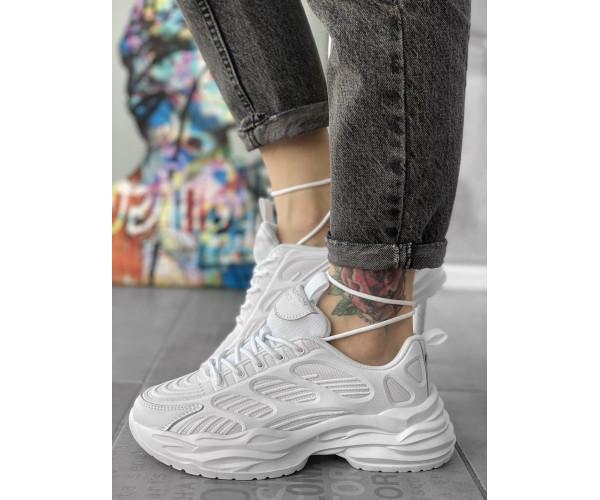 Жіночі кросівки skeleton white 27-1