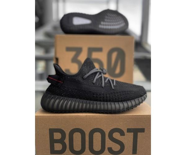 Кросівки Yeezy black lux 23-1+