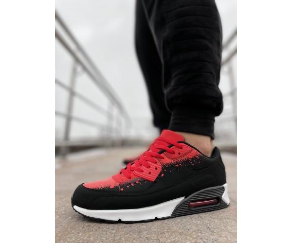 Кросівки max red gradiend 12-3+