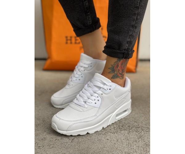 Жіночі кросівки max white 3-0.
