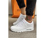 Жіночі кросівки max white 3-0., фото 2
