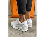 Жіночі кросівки max white 3-0., фото 3