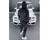 Костюм велюровый  plein platinum black 11-1.+, фото 3