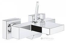 Смеситель для ванны Grohe Eurocube Joy (23666000)