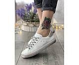 Жіночі кросівки golden grey 26-1, фото 2