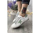 Жіночі кросівки golden grey 27-2, фото 2