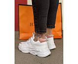 Жіночі кросівки raw white 30-0+, фото 3