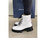Жіночі черевики white 23-3+, фото 2