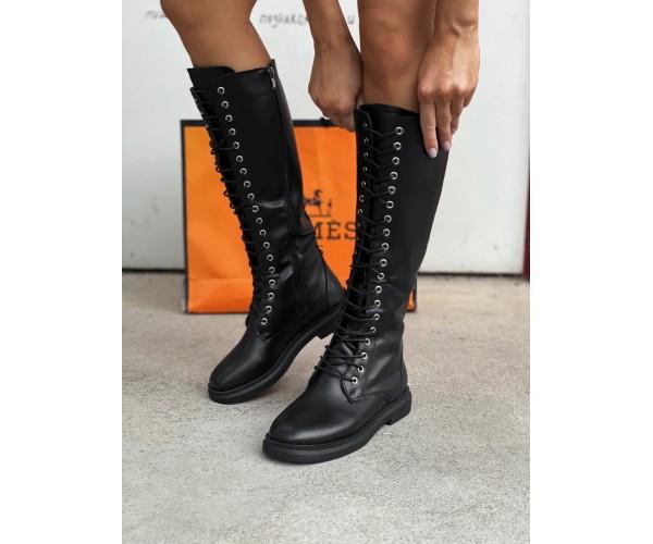 Жіночі чоботи true black 22-1+