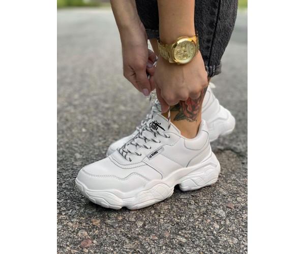 Жіночі кросівки lom white 18-0+