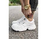 Жіночі кросівки lom white 18-0+, фото 2