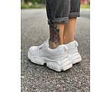 Жіночі кросівки lom white 18-0+, фото 3