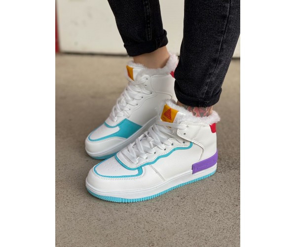 Жіночі кросівки force kolor white 28-2+