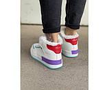 Жіночі кросівки force kolor white 28-2+, фото 3