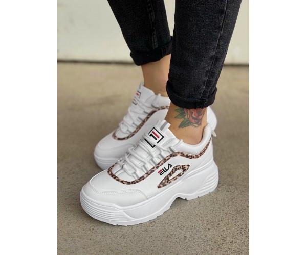 Жіночі кросівки fila leo 30-1+