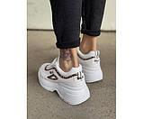 Жіночі кросівки fila leo 30-1+, фото 3