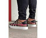 Кросівки burberry, фото 3