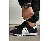 Кросівки polo black 24-0+, фото 2