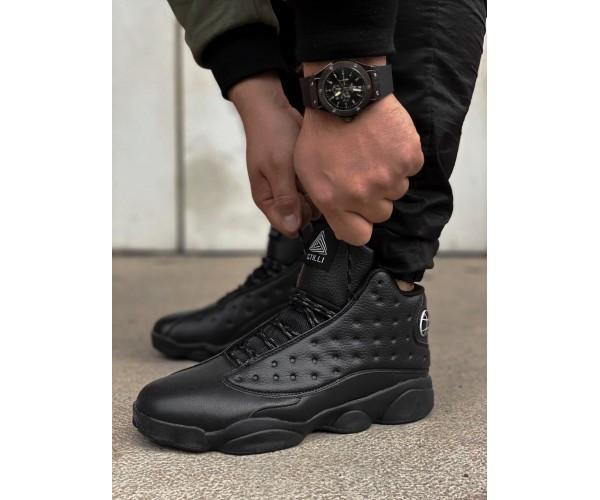 Кросівки black jordan 33-0