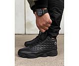 Кросівки black jordan 33-0, фото 2