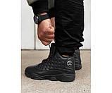 Кросівки black jordan 33-0, фото 3