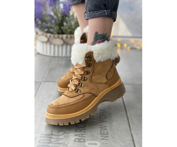 Женские ботинки tundra 32-3