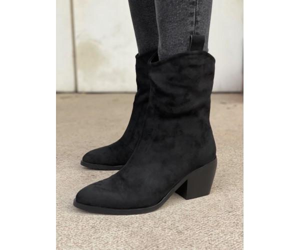 Женские ботинки kozak zam 23-1+