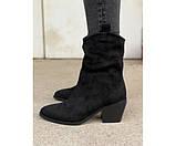 Жіночі черевики kozak zam 23-1+, фото 2