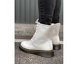 Женские ботинки martin white new 29-3, фото 3