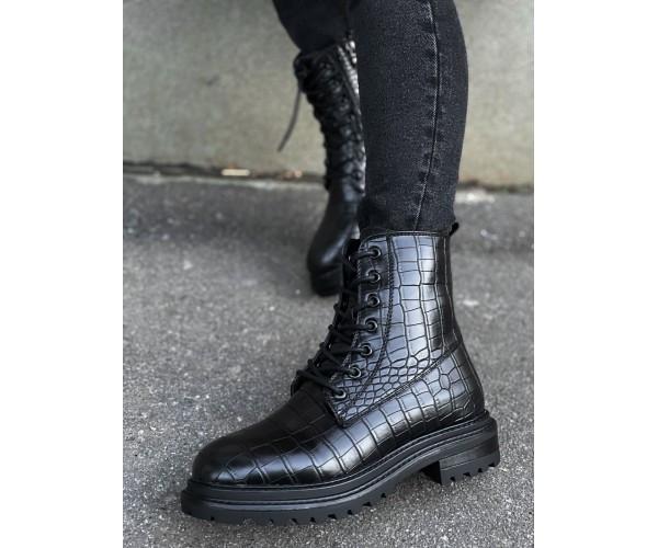 Жіночі черевики martins kroco 20-0