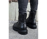 Жіночі черевики martins kroco 20-0, фото 3