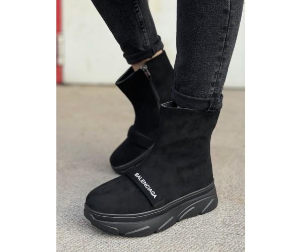 Женские ботинки balanciaga 28-3+