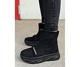 Женские ботинки balanciaga 28-3+, фото 2
