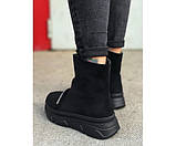 Женские ботинки balanciaga 28-3+, фото 3