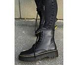 Женские ботинки martin leather 20-3+, фото 2